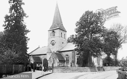 Alton, St Lawrence's Church 1927