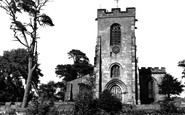 Alton, St Peter's Church c.1955