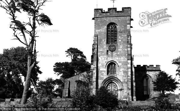 Photo of Alton, St Peter's Church c1955