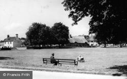 Alton, The Butts c.1955