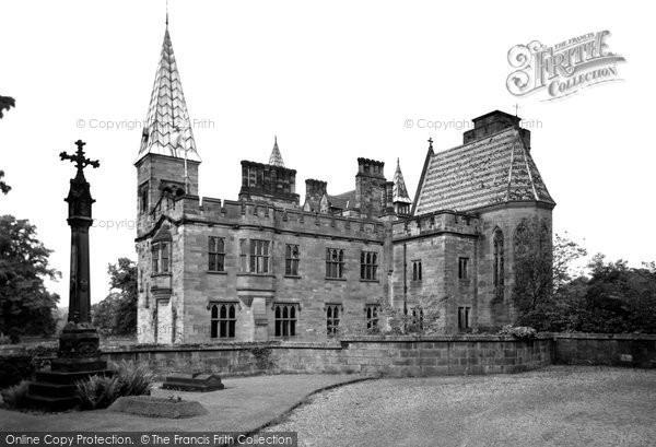Photo of Alton, The Castle c.1955