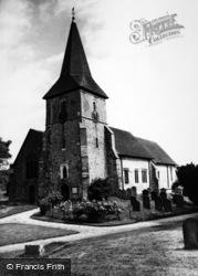 Alton, The Church c.1955