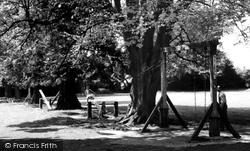 The Playground c.1955, Alton