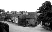 Alton, the Round House c1955