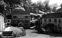Alton, The Square c.1955
