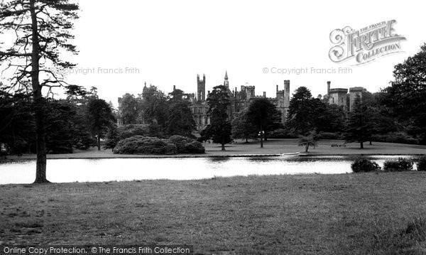 Photo of Alton Towers, 1956