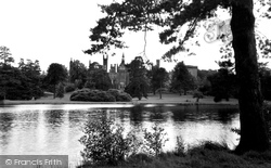Alton Towers, and the Boating Lake