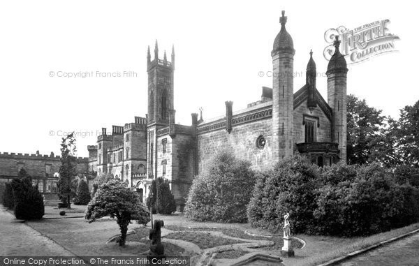 Photo of Alton Towers, The Chapel c.1955