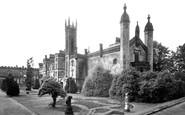 Alton Towers, The Chapel c.1955