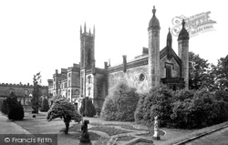 The Chapel c.1955, Alton Towers