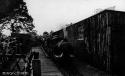 The Miniature Railway c.1955, Alton Towers