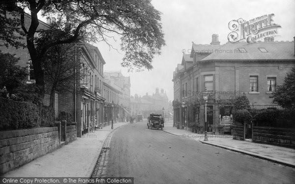 Photo of Altrincham, Ashley Road 1913
