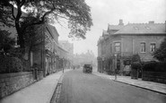 Altrincham, Ashley Road 1913