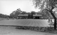 Altrincham, Bowling Green, Stamford Park c.1955
