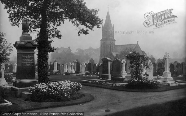 Photo of Altrincham, Cemetery 1913