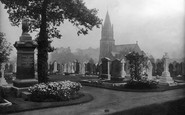 Altrincham, Cemetery 1913