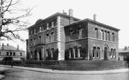 Altrincham, Hospital 1900