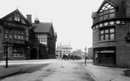 Altrincham, Market Place 1897