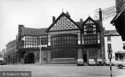 Altrincham, Old Bank c.1960