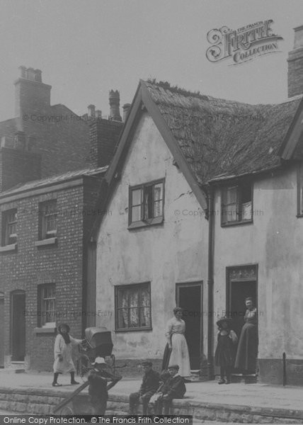 Altrincham, Old Houses 1903