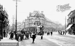 Altrincham, Railway Street 1907