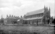 Altrincham, St Vincent's Church 1906
