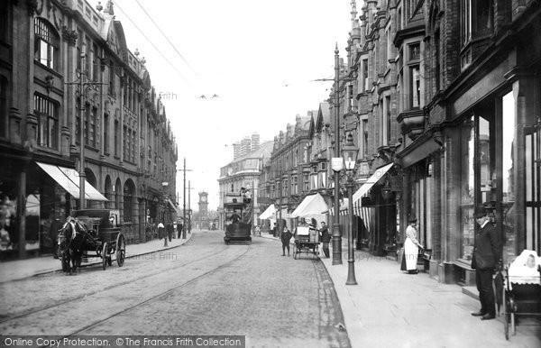 Altrincham, Stamford New Road 1907