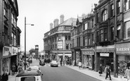 Altrincham, Stamford New Road 1960