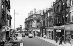 Altrincham, Stamford New Road 1960