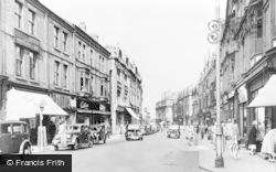 Altrincham, Stamford New Road c.1950