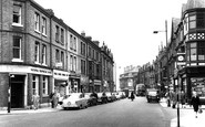Altrincham, Stamford New Road c.1955