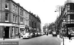 Altrincham, Stamford New Road c.1955