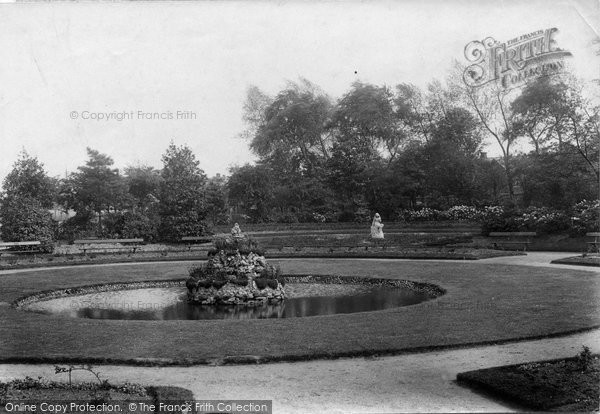 Photo of Altrincham, Stamford Park 1906