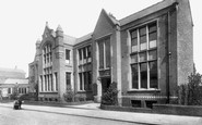 Altrincham, Technical School 1900