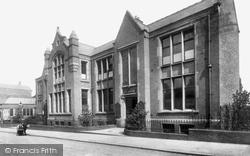 Altrincham, Technical School 1900