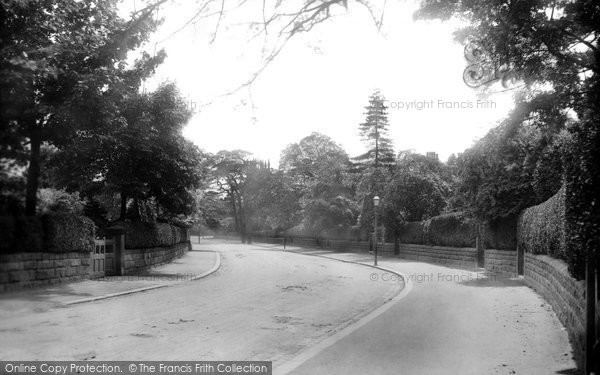 Photo of Altrincham, The Firs 1906