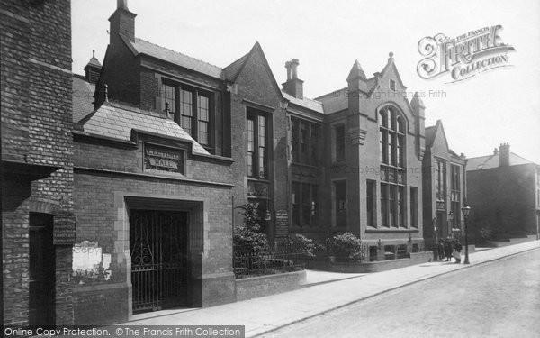 Altrincham, The Institute 1898