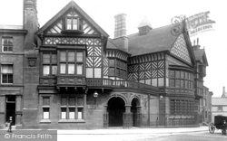 Altrincham, The Old Bank 1897