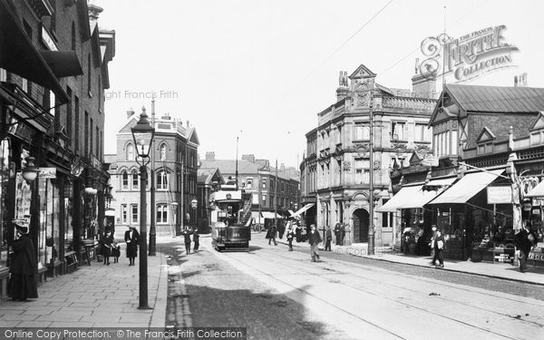 Photo of Altrincham, Town Centre 1907