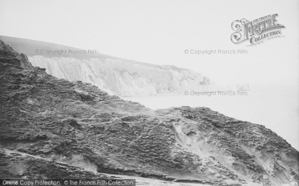 Photo of Alum Bay, And The Needles 1890