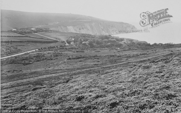 Photo of Alum Bay, And The Needles 1913
