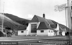 Alva, Cochrane Hall c.1960