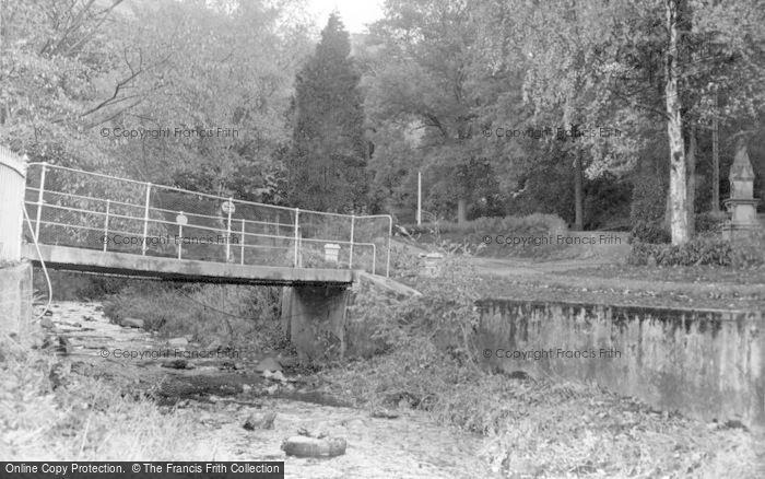 Photo of Alva, Entrance To The Glen c.1960