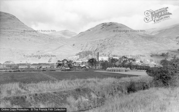 Photo of Alva, From The South c.1960