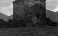Alva, Sauchie Tower 1953