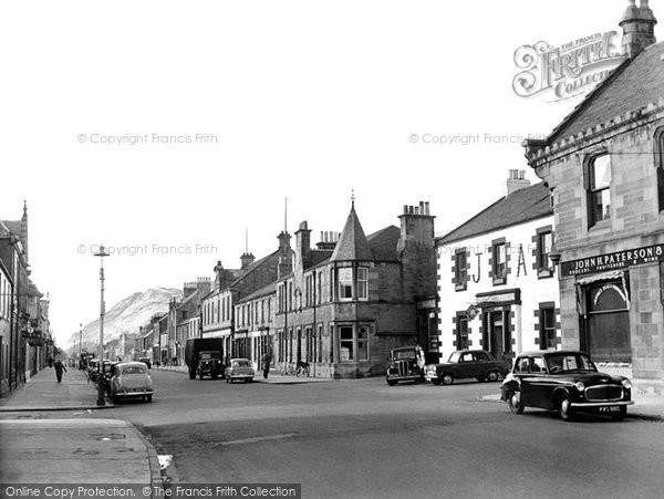 Photo of Alva, Stirling Street c.1960