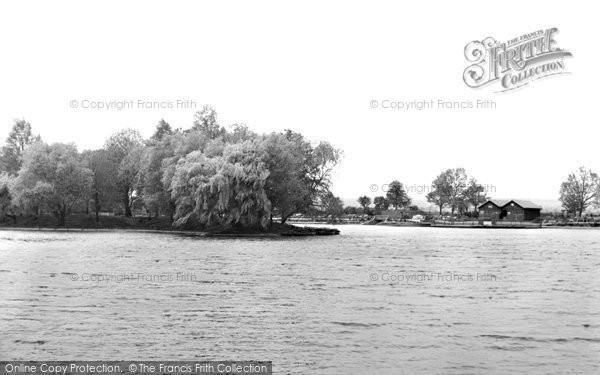 Alvaston, the Boating Lake c1955
