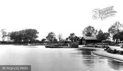 The Boating Lake c.1955, Alvaston