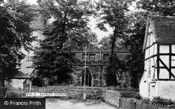 Alveley, Church c.1960