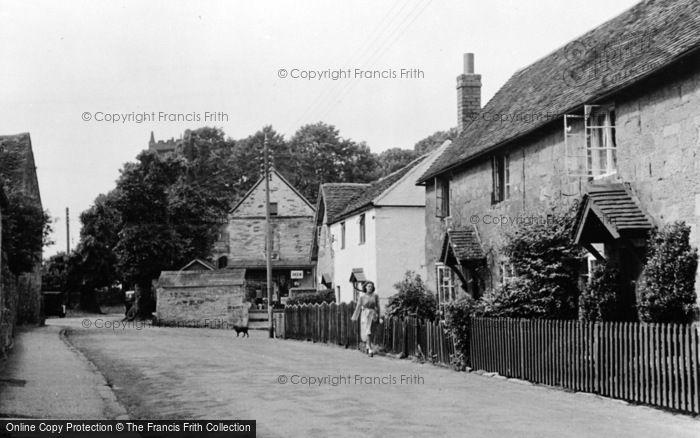 Photo of Alveley, The Village c.1960